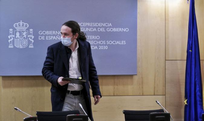 La candidatura de Pablo Iglesias divide a la izquierda española / Foto: @PabloIglesias