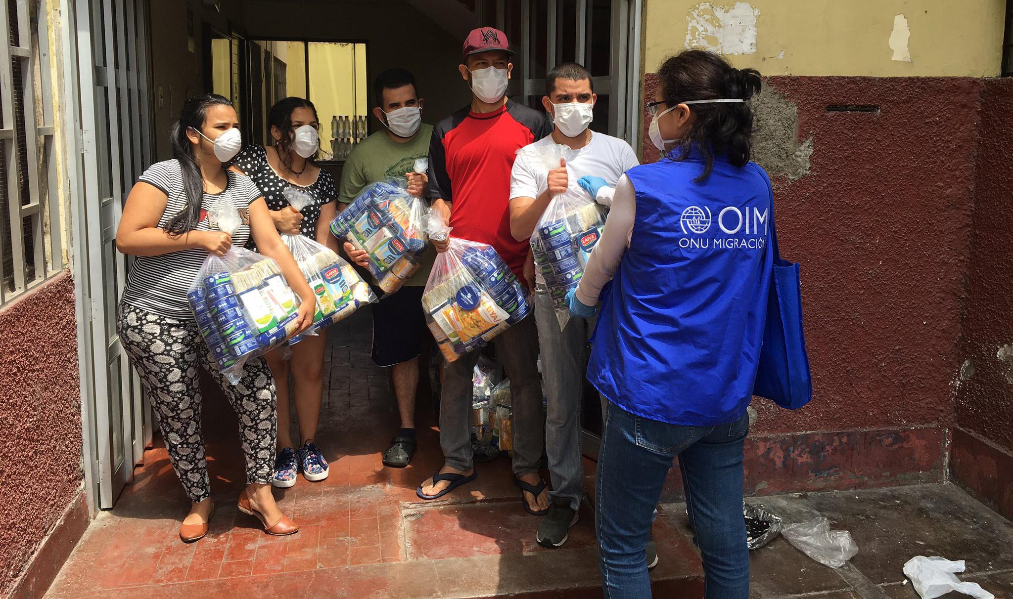 En Perú corre la idea de que los venezolanos son delincuentes cuando los datos dicen lo contrario / Foto: ONU