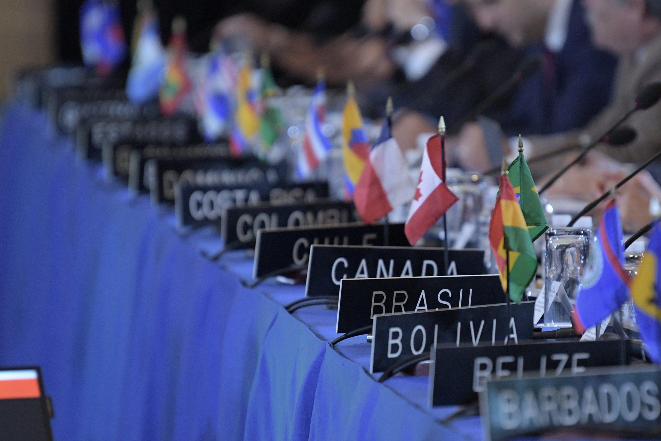 La OEA pide incluso la liberación de Áñez y sus ministros /