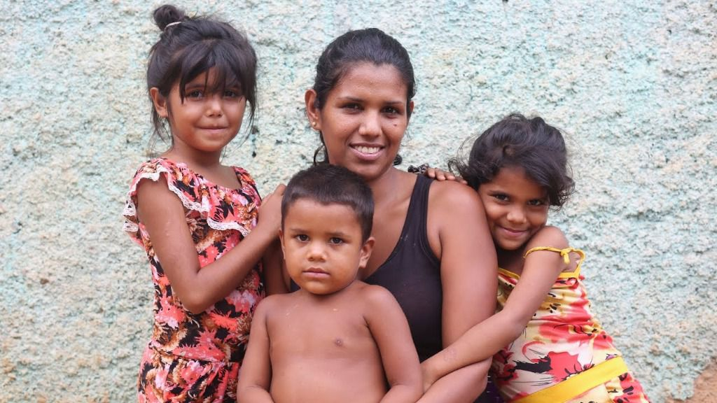 La educación de los niños refugiados es una prioridad / Foto: Caritas