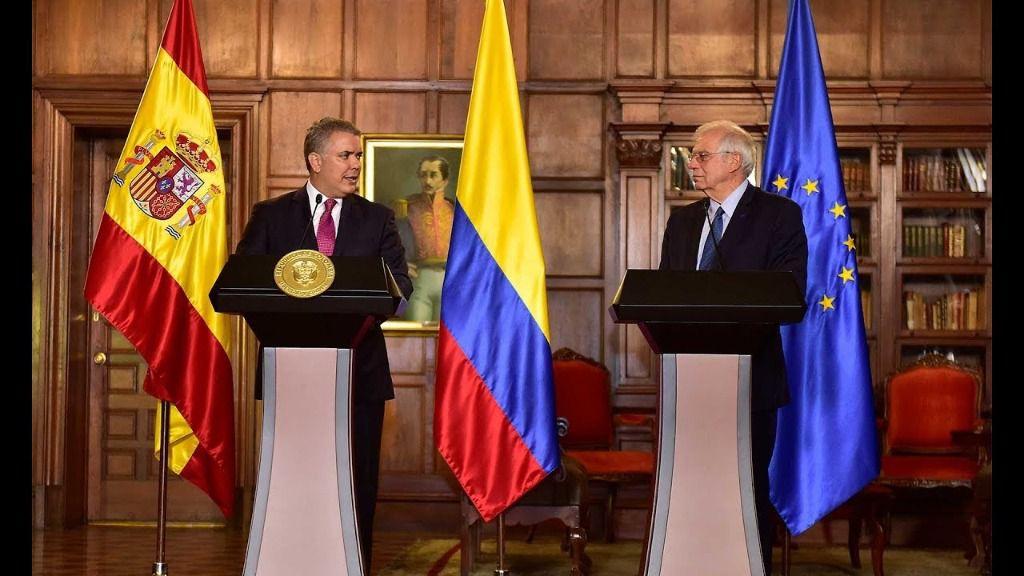 Duque cree que Europa puede hacer más por Venezuela / Foto: WC