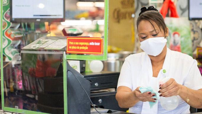 En casi todos los países de Suramérica el coronavirus está en auge / Foto: OPS