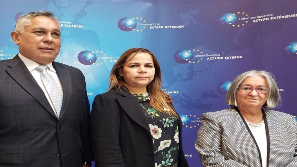 Iris Varela visitó Bruselas en una misión secreta / Foto: AN