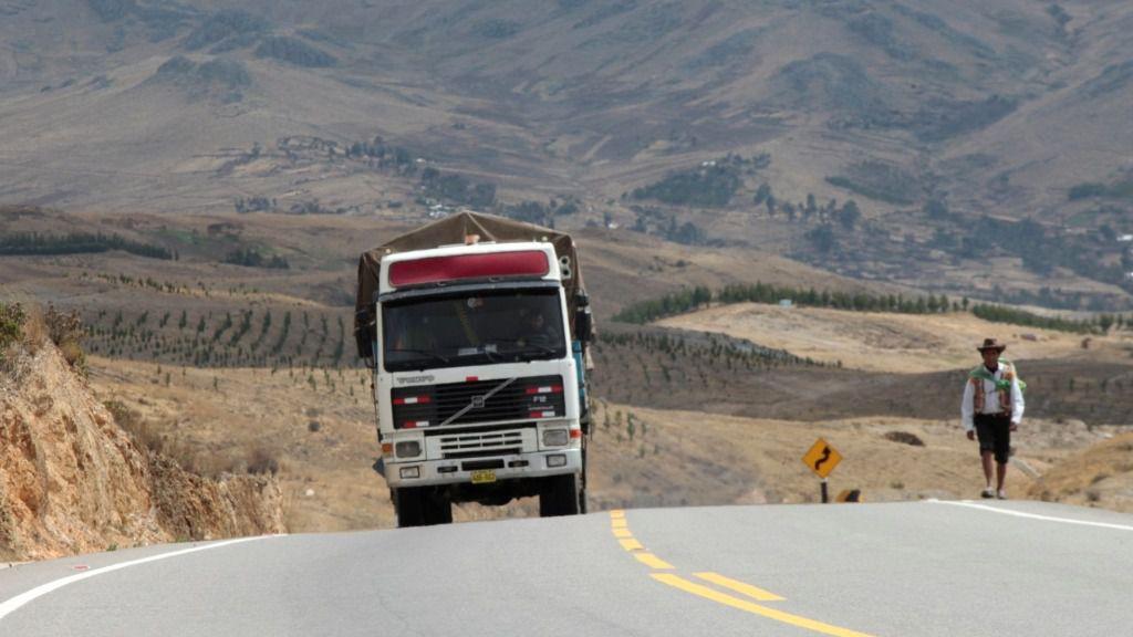 Perú quiere mejorar la conectividad de sus carreteras departamentales / Foto: WC