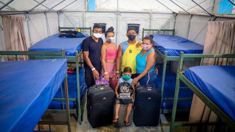 Brasil quiere que los venezolanos se integren en el país / Foto: Operación Acogida