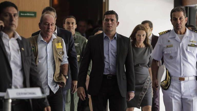 El juez Moro fue ministro de Justicia de Bolsonaro / Foto: WC