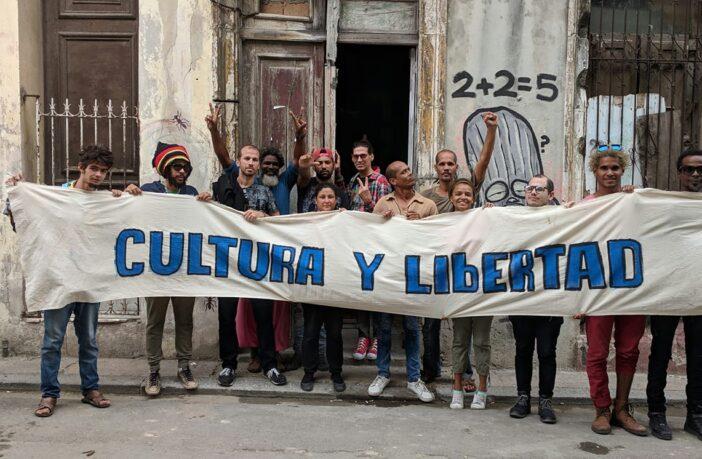 Una nueva generación se rebela pacíficamente, pero de manera creativa / Foto: MSI