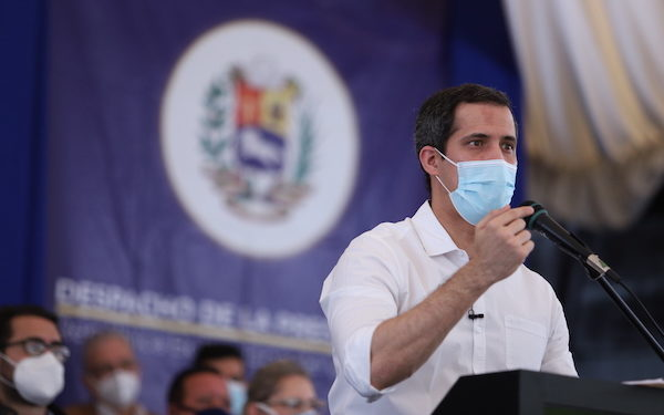 El grupo de partidos que lidera Juan Guaidó ha suscrito un pacto / Foto: CCN