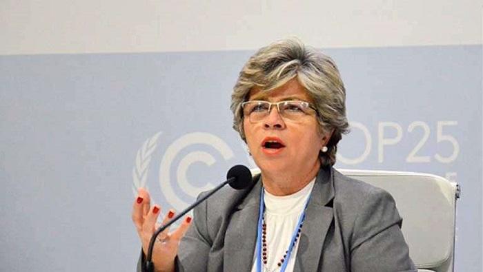 La exministra que reclama la justicia en Bolivia está en paradero desconocido / Foto: WC