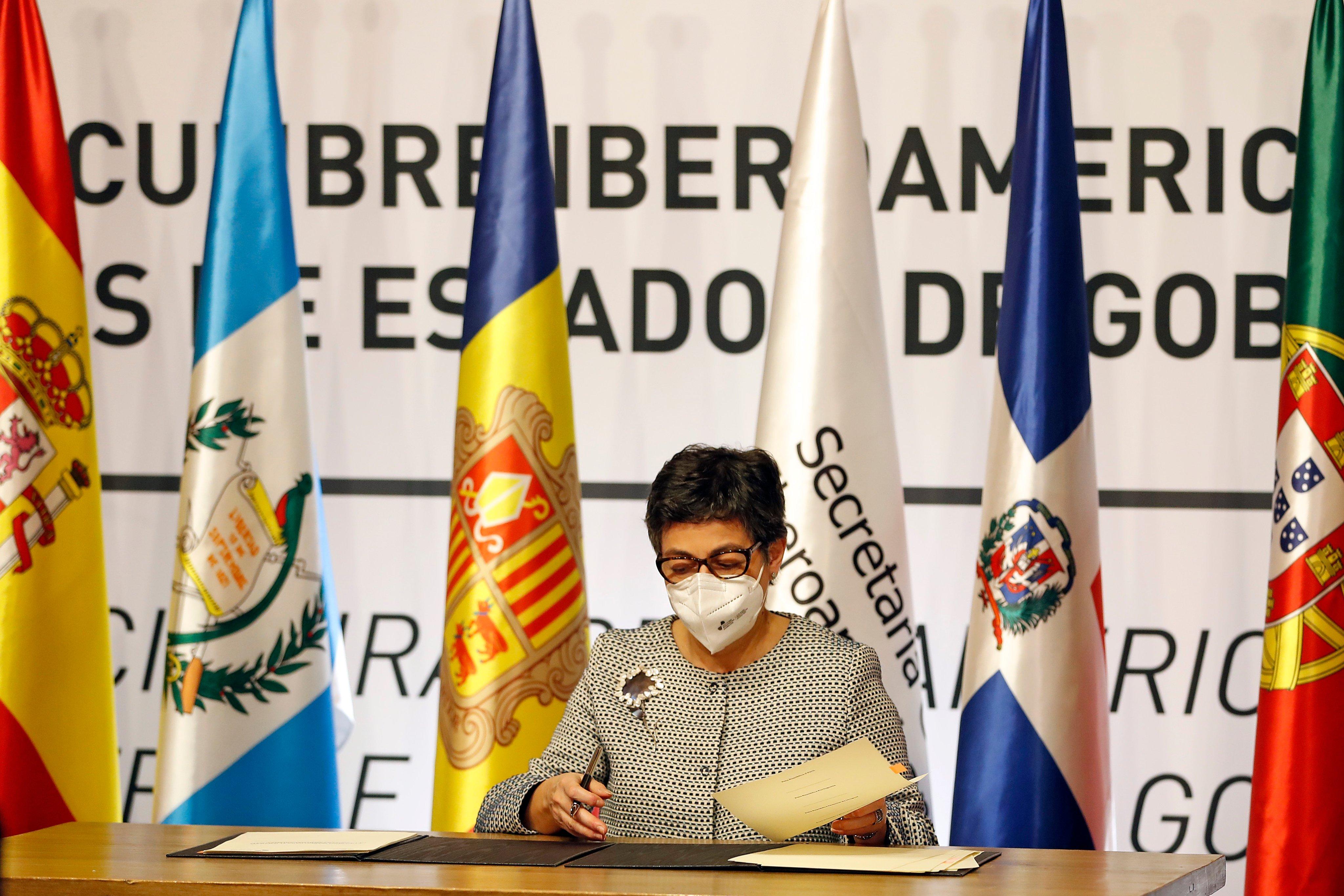 Arancha González Laya apuesta por el realismo para Venezuela / Foto: Exteriores
