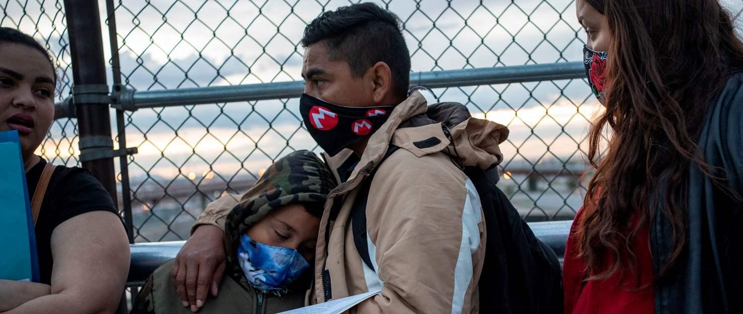 México cada año recibe más migrantes / Foto: Amnesty.org