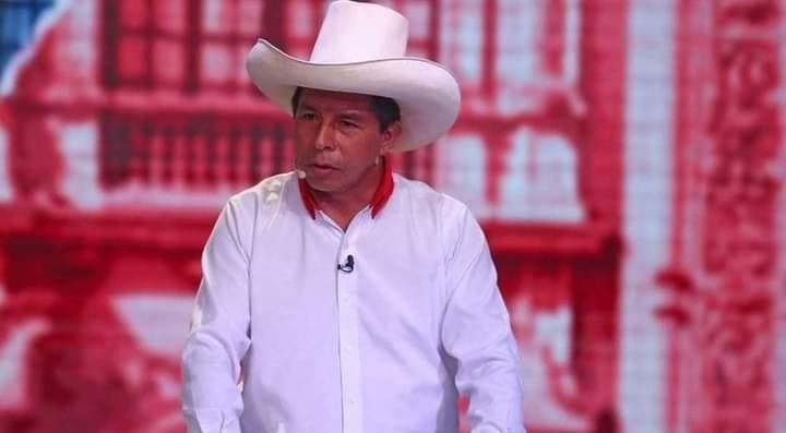 Todo apunta a que Pedro Castillo alcanzará el balotaje / Foto: Captura