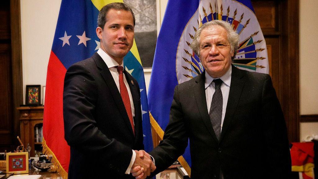 ¿Y si esta vez EEUU va en contra de Guaidó y Almagro? / Foto: WC
