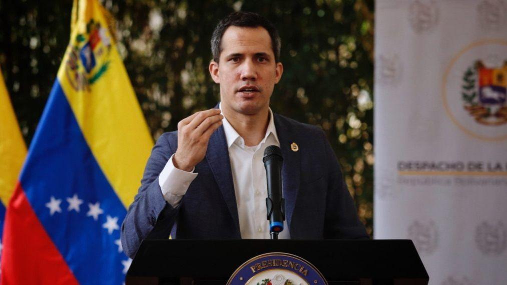 Guaidó quiere un pacto nacional para lograr una solución para Venezuela / Foto: CCN