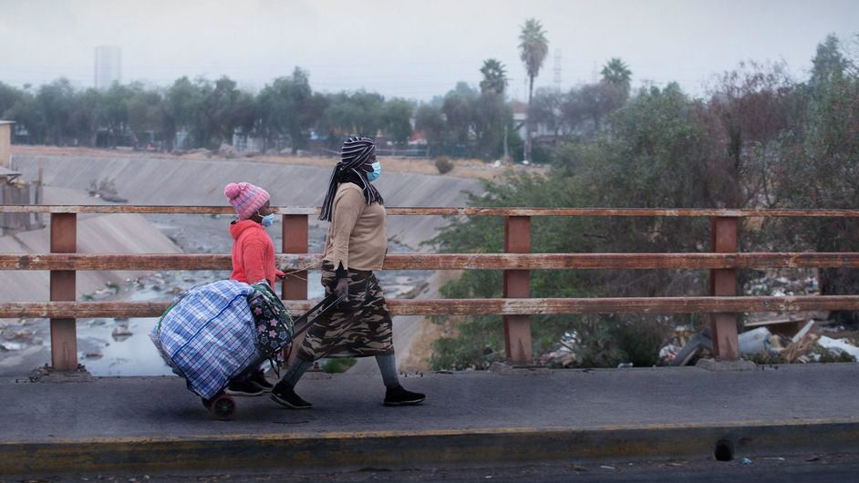 La situación de los migrantes venezolanos en Chile preocupa a la ONU / Foto: ONU