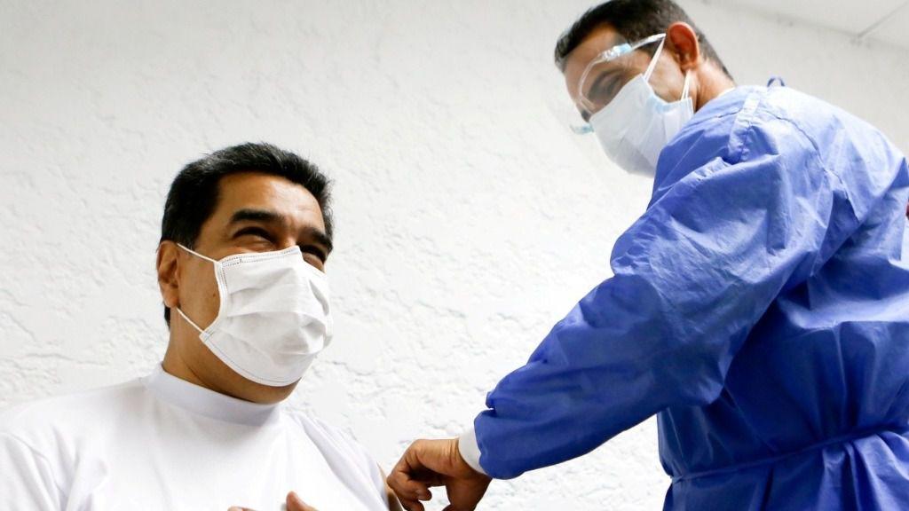 De la inmunización en Venezuela se sabe que Maduro está vacunado / Foto: WC