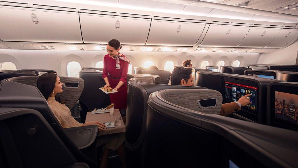 Venezuela otorga una licencia turística a la aerolínea turca de referencia / Foto: WC