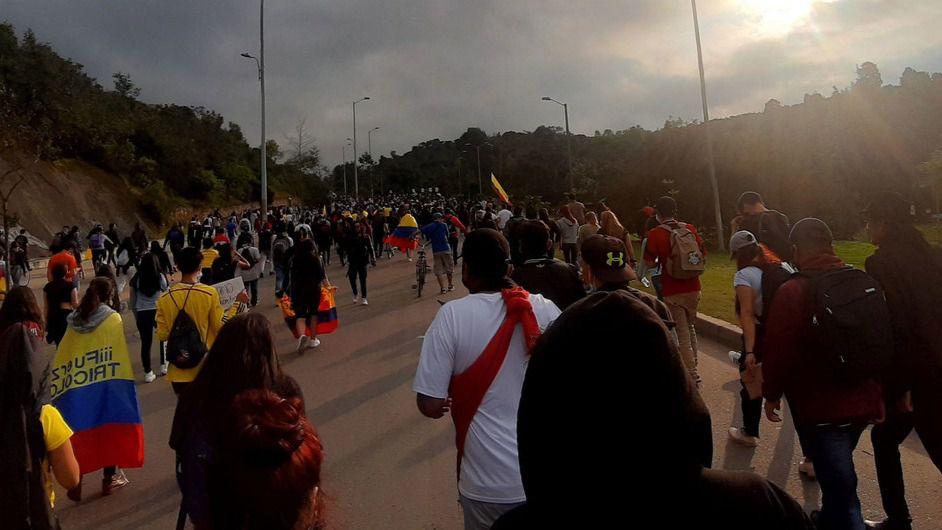 Los paros en Colombia continúan / Foto: ONU