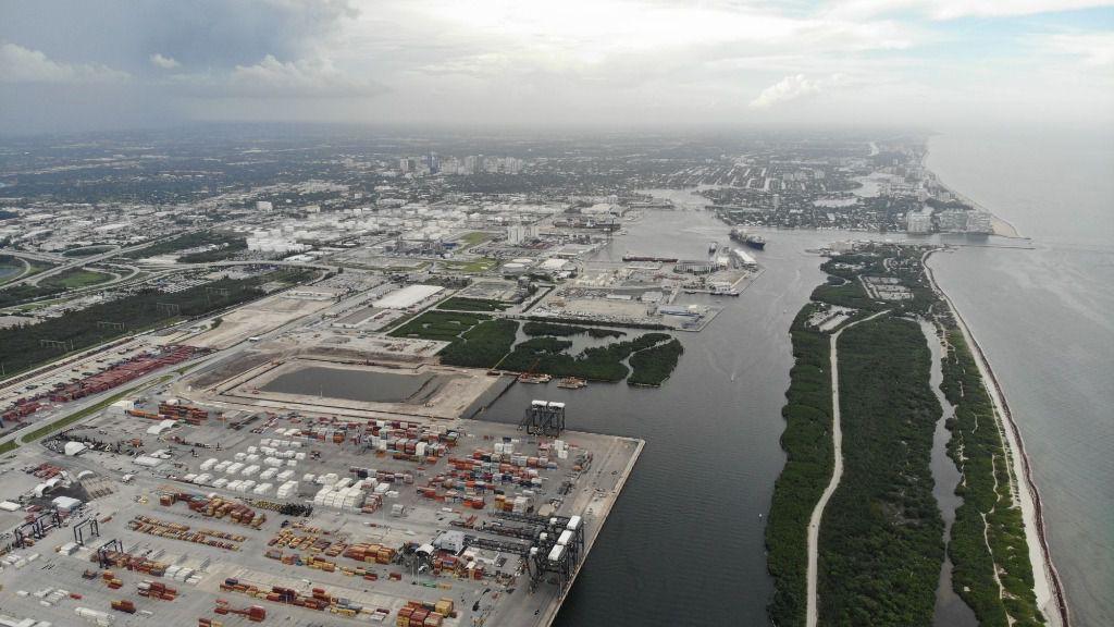 Las autoridades de Florida estaban avisadas del cargamento / Foto: WC