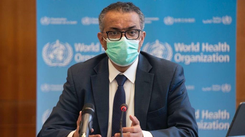 El director de la OMS insiste en que se sigan respetando las medidas de seguridad / Foto: OMS