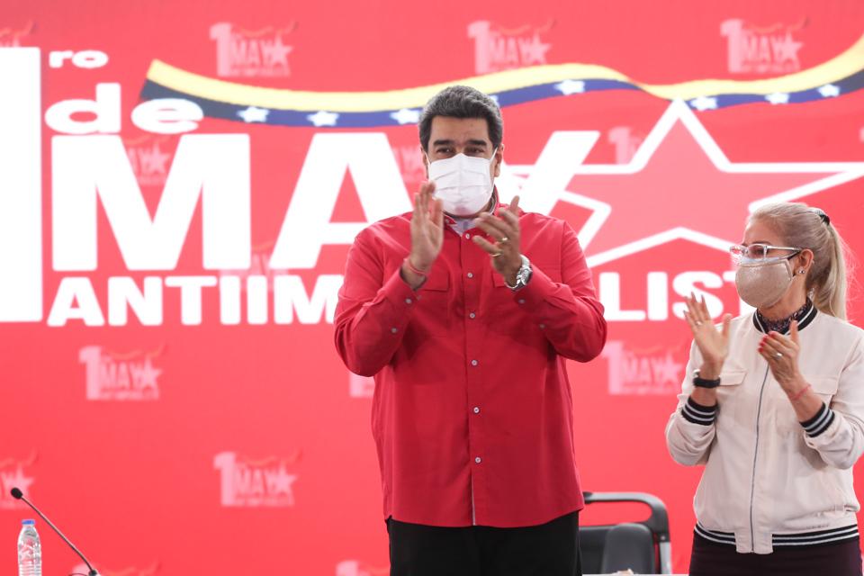 Los rivales de Maduro lo declaran culpable hasta de la derrota de Trump / Foto: Prensa VE