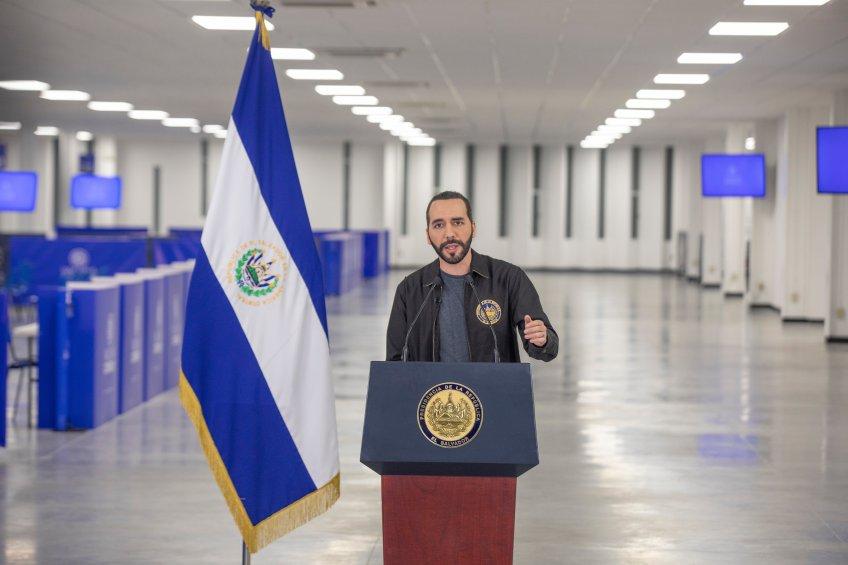 Bukele metió el dedo en la llaga de la oposición venezolana / Foto: Presidencia