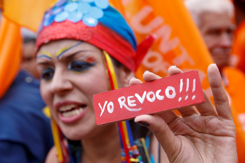 La oposición intentó revocar a Maduro en 2016, pero el proceso no prosperó por dificultades legales.