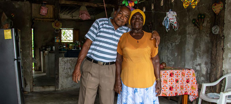 La pandemia ha supuesto un duro golpe para las personas mayores de América Latina / Foto: ONU