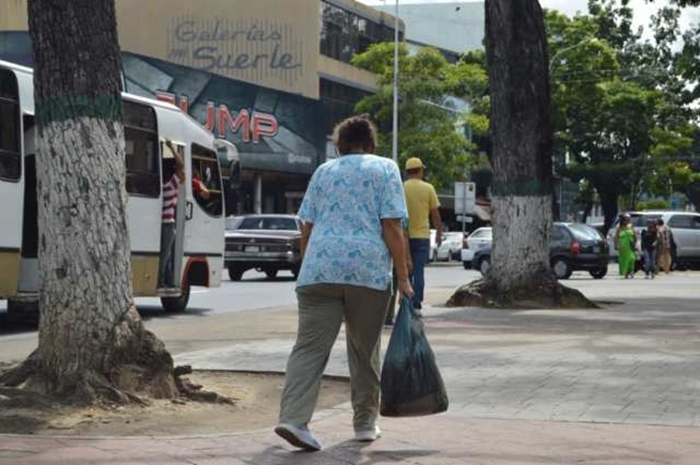 Convite dice que es alarmante que los ancianos reduzcan sus platos de comida. Foto: Natacha Sánchez