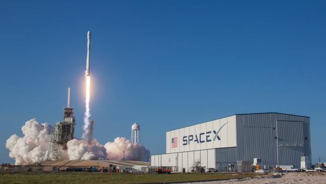 Foto: EFE/SpaceX
