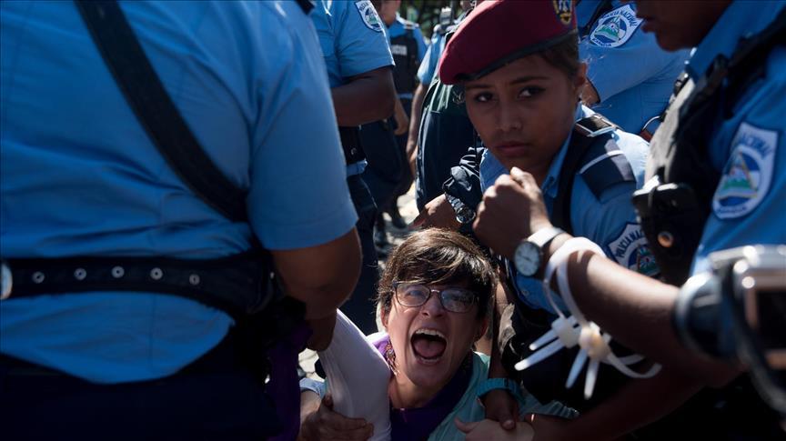 Denuncian que hay una cacería de opositores en Nicaragua.