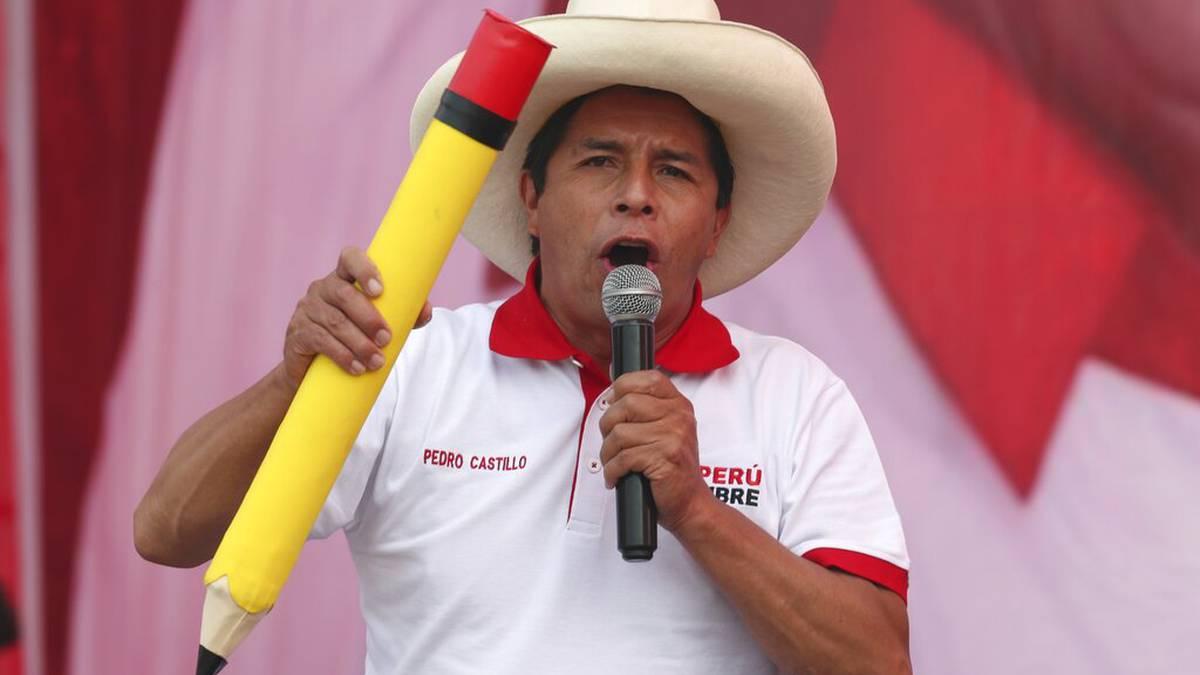 Castillo reiteró sus amenazas de expulsar a los extranjeros de Perú.