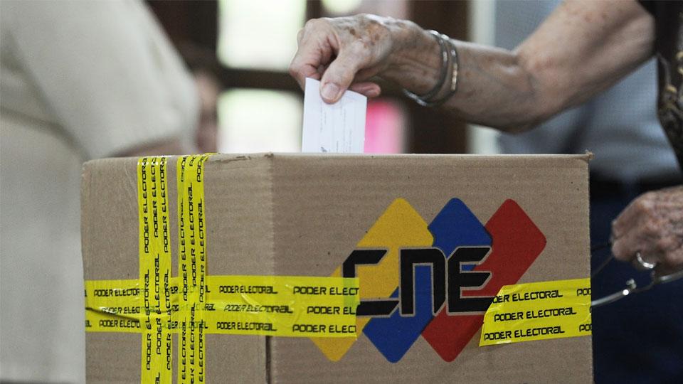 """Las """"megaelecciones"""" de Venezuela están pautadas para el próximo 21 de noviembre."""