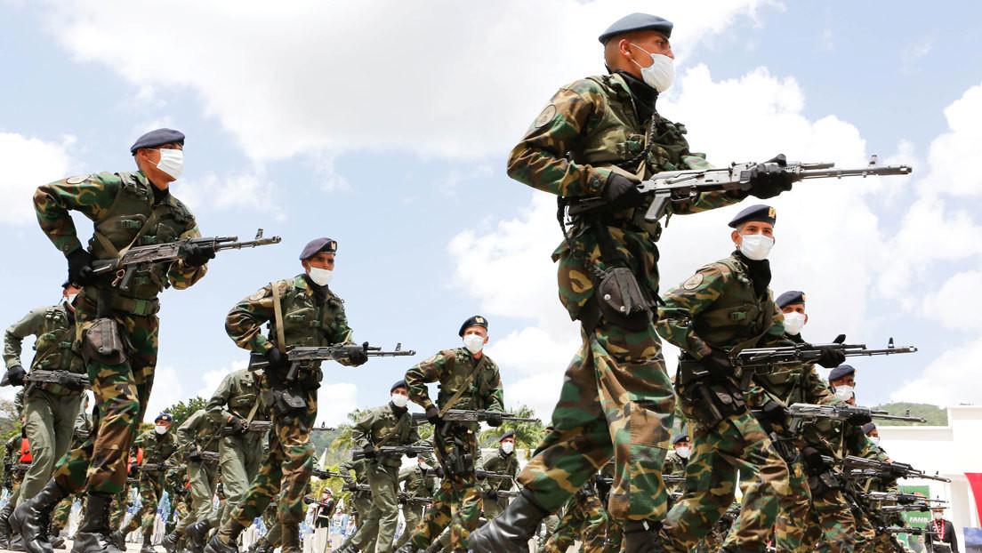 Venezuela necesita a la FANB en su máxima capacidad operativa.