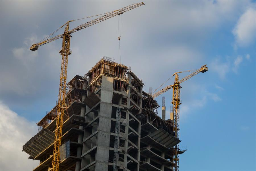 El sector de la construcción, una de las víctimas de la crisis que atraviesa Venezuela.