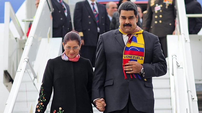 Maduro, en una cruzada por mejorar sus relaciones con Estados Unidos.