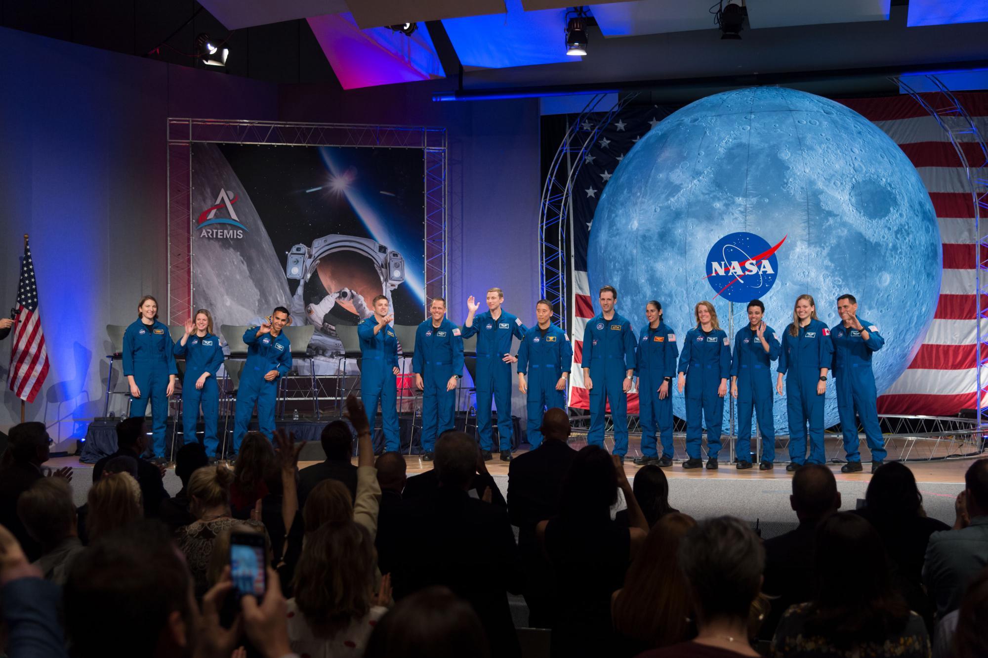 Al menos 12 países forman parte del programa Artemis, que aspira que una mujer pise la Luna en 2024.