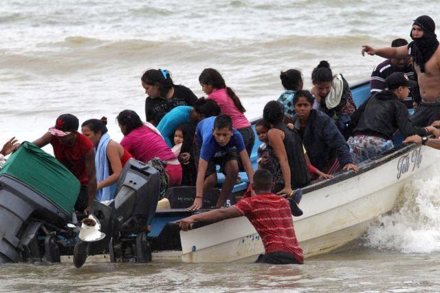 La situación de los venezolanos en Trinidad y Tobago es difícil y no mejorará en el futuro cercano.