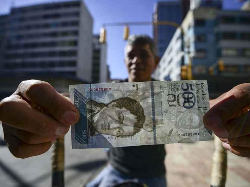 Venezuela se encamina hacia su tercerca reconversión monetaria desde 2008.