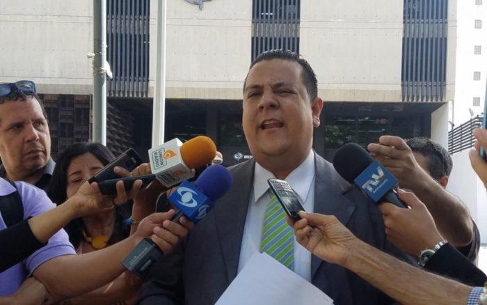 Una imagen de Javier Tarazona.