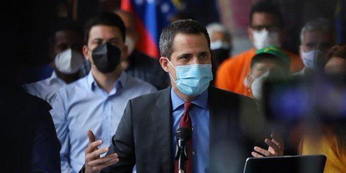 (Foto: Prensa Juan Guaidó.)