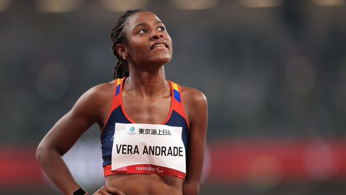 La venezolana Lisbeli Vera hace historia y consigue la medalla de plata en  los 400 metros T47 de los Paralímpicos (+video) - ALnavío