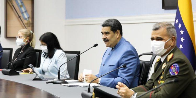 Prensa Presidencial / EFE.