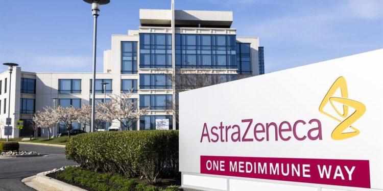 Una sede de la farmacéutica AstraZeneca en foto de archivo / Jim Lo Scalzo / EFE / EPA.