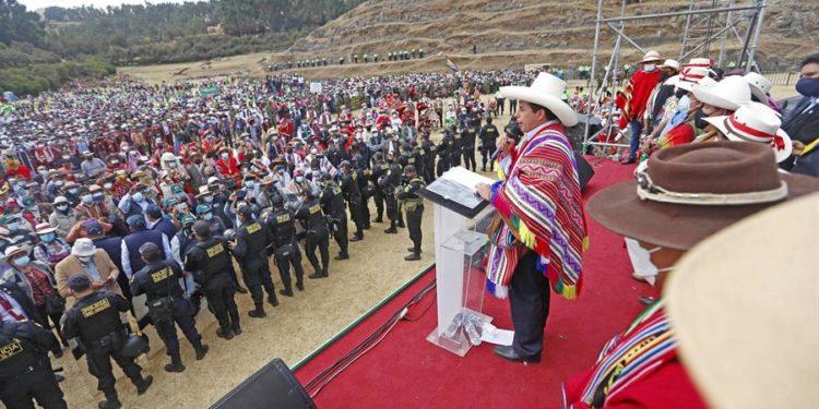Presidencia del Perú / EFE.